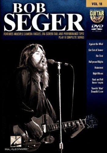 Guitar Play Along: Bob Seger 18 [DVD]