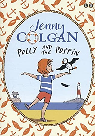 book cover of Polly and the Puffin