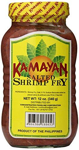 (Kamayan Shrimp Fry, Salted, 12 Ounce)