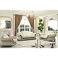 ESF Apolo Living Room Set in Beige