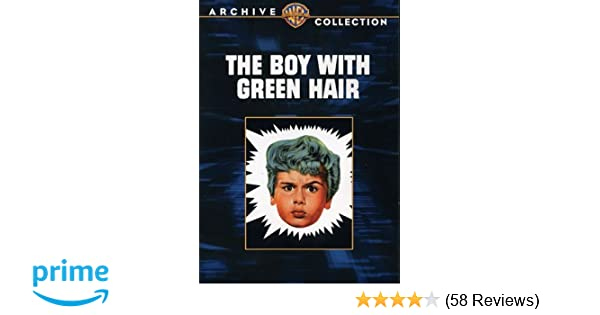 Amazon Com Boy With Green Hair Pat O Brien Robert Ryan Barbara