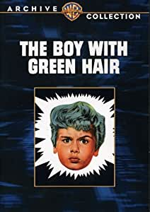 Boy With Green Hair [Import]