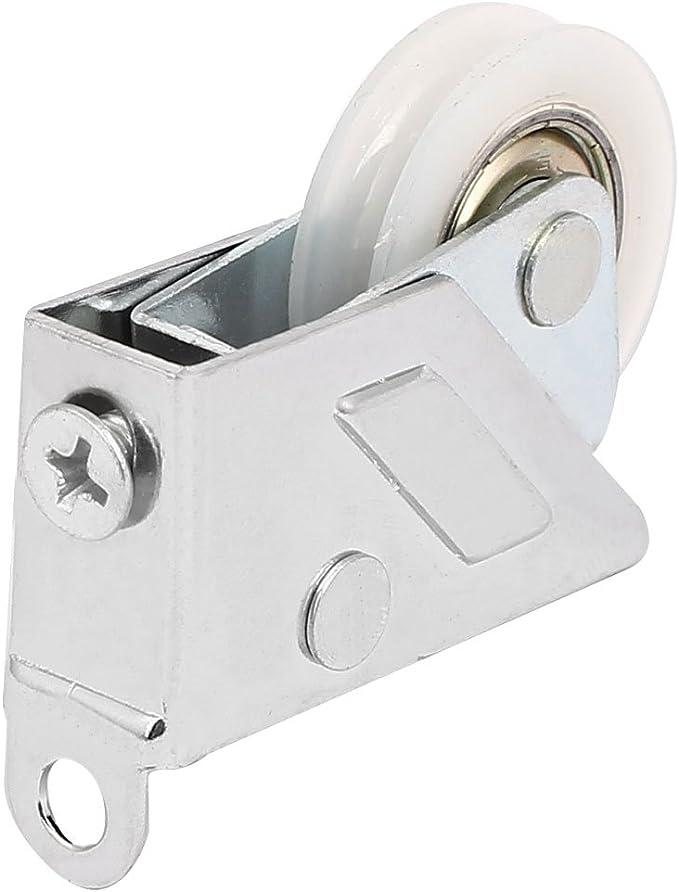 1,1 pulgadas de di/ámetro /único rodillo ruedas 4pcs de polea para correderas ventana de guillotina