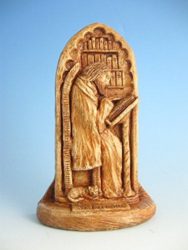St. Isidore of Seville: Patron of Internet Technology Professionals, Scholars, Scientists; Handmade Statue by In the Company of Saints
