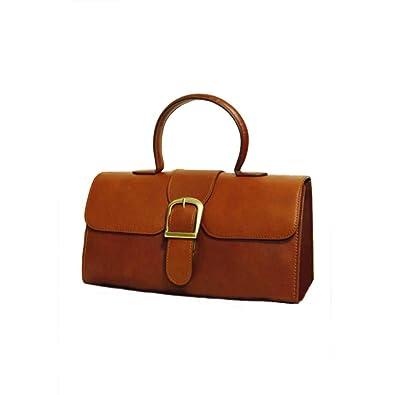 b36370618c52 Amazon.com: Fashion temperament wild lady bag Customized niche retro ...
