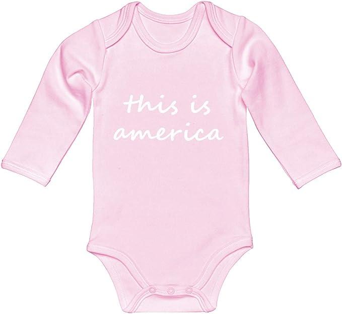 Indica Plateau Baby Romper Protect Trans Kids 100/% Cotton Long Sleeve Infant Bodysuit