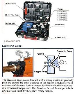 mabelstar wk-5196ft-l 45 Degree excéntrico tubería de cobre ...