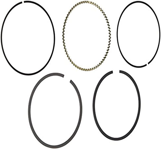 Hastings 6860S Single Cylinder Piston Ring Set