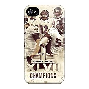 Scratch Protection Hard Cell-phone Case For Iphone 4/4s (ldt13333GhLx) Allow Personal Design Trendy Rise Against Pictures