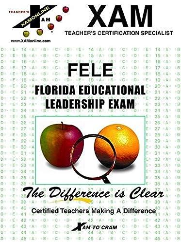 fele florida educational leadership exam warren hope gloria rh amazon com Study Guide Exam Outlines SHRM Exam Study Guide