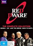 Red Dwarf Complete TV Series Collection | 19 Discs | NON-USA Format | PAL | Region 4 Import - Australia