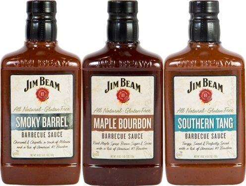 Jim Beam Barbecue Bottle Sampler product image