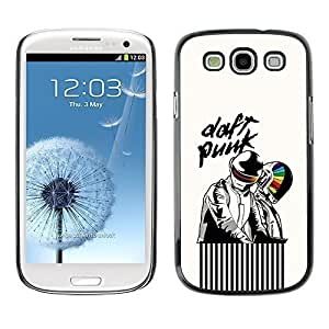 GagaDesign Phone Accessories: Hard Case Cover for Samsung Galaxy S4 - Daft Artists