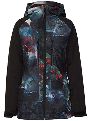 Armada Women's Stadium Insulated Jacket - Glacial Bloom - M ()