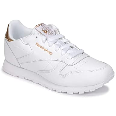 88002980a240b Reebok - Basket Fille Classic Leather Dv3611 Blanc  Amazon.fr  Vêtements et  accessoires