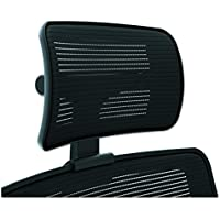 HON Endorse Adjustable Height Mesh Headrest, Black