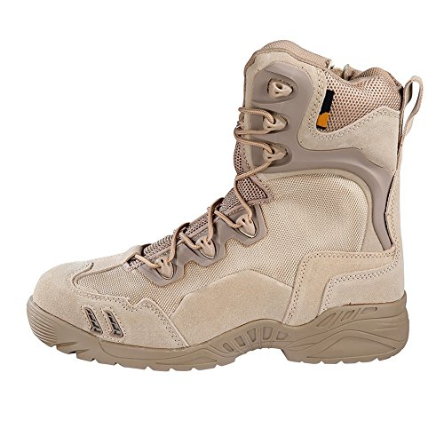 9fabcf106a0 durable service Sunrisetop Tactical Shoes Desert Spider Boots ...