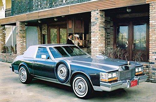 Amazon Com 1980 Cadillac Seville Grandeur Opera Coupe Photo