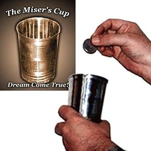Miser's Dream Glass - Sueño del avaro Vaso - Juego de Magia