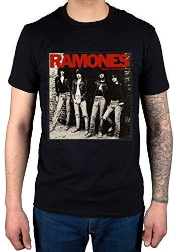 Ramones band shirt