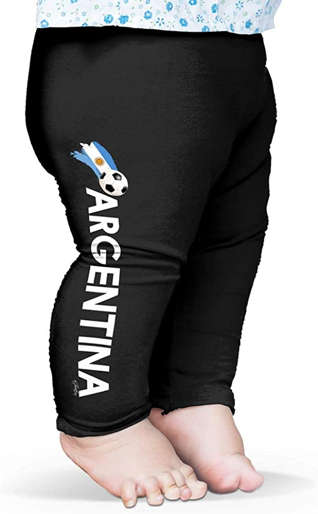 TWISTED ENVY Baby Pants Argentina Football Soccer Flag Paint Splat