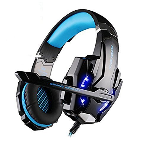 KingTop EACH G9000 Stereo PS4 Gaming Headset 3.5mm Klinkenstecker