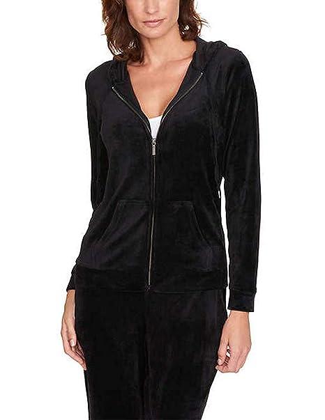 Amazon.com: Gloria Vanderbilt – terciopelo con capucha ...