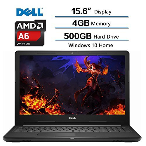 Dell Inspiron 15.6 IN HD (7.05 pounds)