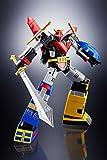 God Sigma: Super Robot Chogokin x Space Emperor God Sigma + 1 FREE Super Robot Anime Themed Trading Card Bundle