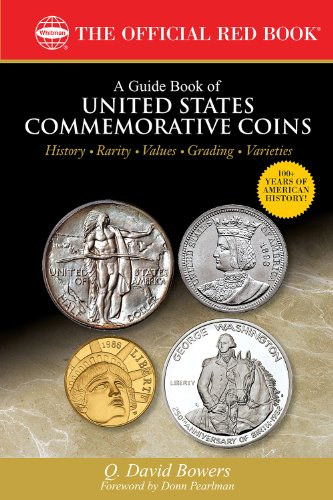 A Guide Book of United States Commemorative Coins (Official Red Book)