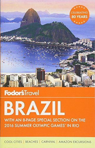 Fodor's Brazil (Travel Guide)