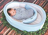 Mumbelli - The only Womb-Like and Adjustable Infant Bed. Patented Design, Safety Tested, Reflux Wedge Included. Great for Travel, co Sleeping and Crib