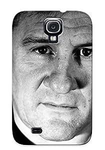 Excellent Design Gerard Xavier Marcel Depardieu Case Cover For Galaxy S4 wangjiang maoyi