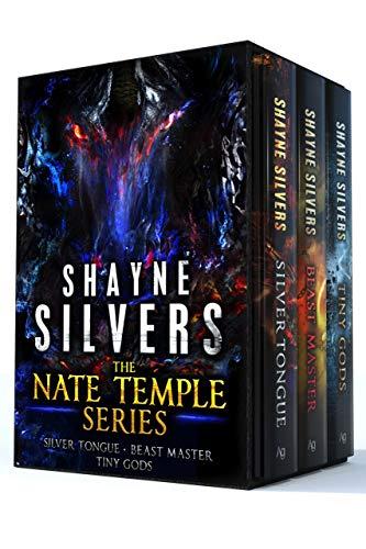 The Nate Temple Supernatural Thriller Series: Books 4 - 6 (The Nate Temple Supernatural Thriller Series Boxset Book 2) (Supernatural Silver)