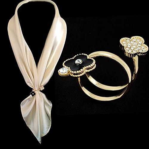 estony-rhinestone-flower-scarf-buckle-brooch-clips-pin-for-women-black