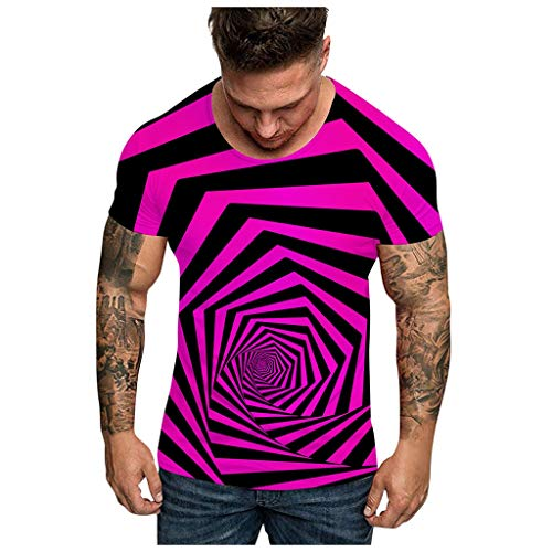 Halloween Criss Cross Puzzles (LONGDAY Unisex 3D Printed Summer Casual Short Sleeve T Shirts Top Tees Long Sleeve Thin Shirts Stylish)