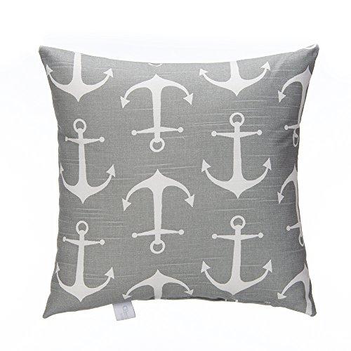 Glenna Jean Spa Collection - Glenna Jean Little Sail Boat Pillow, Anchor