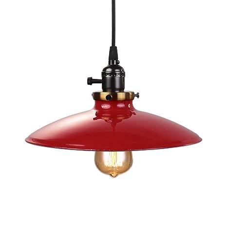 Vintage colgante iluminación, antiguo lámpara de techo Loft ...
