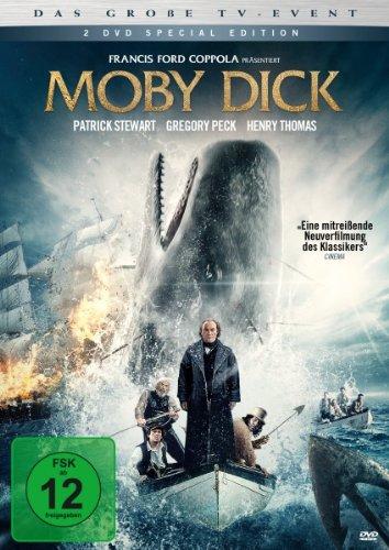 Moby Dick [Alemania] [DVD]: Amazon.es: Sir Patrick Stewart ...