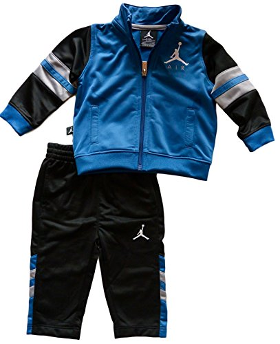 Nike Air Jordan Baby Boy's Two-Piece Track Jacket & Pants Set