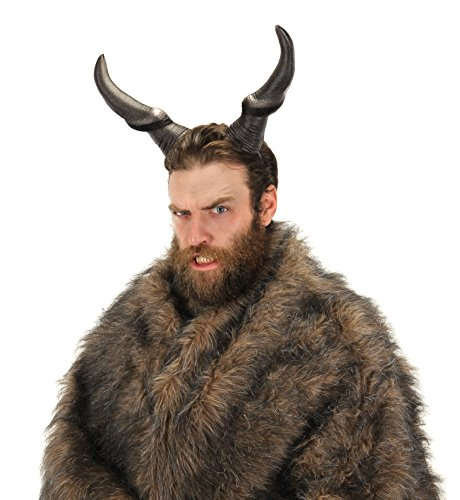 Large Beast Costume Horns for Adults and Women by elope -