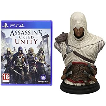 Assassins Creed: Unity + Busto Altaïr Ibn-LaAhad (Legacy ...