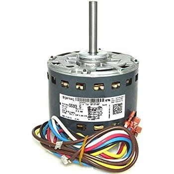 51YKst8M6PL._SL500_AC_SS350_ b1340021s goodman oem replacement furnace blower motor 1 3 hp