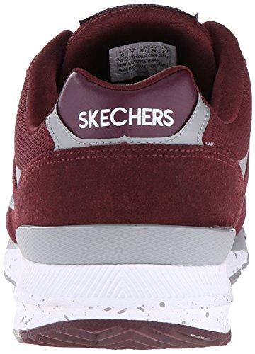 Skechers Og-90, Zapatillas de Deporte para Hombre Burgundy