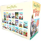 Enid Blyton The Famous Five Collection 22 Books Box Set