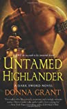 img - for Untamed Highlander: A Dark Sword Novel book / textbook / text book