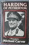 img - for Harding of Petherton book / textbook / text book