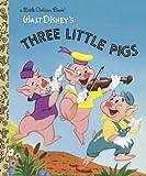 Three Little Pigs (Little Golden Books (Random House))