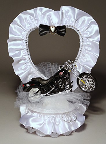 Ride of a Lifetime Wedding Cake Topper