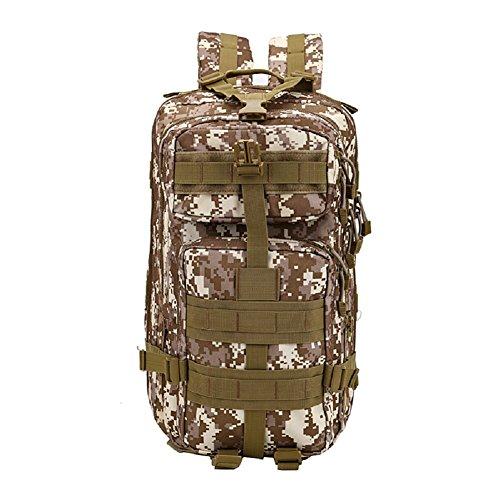 Tactical Rucksack Molle Bug Out Tasche Rucksäcke Rucksäcke für Outdoor Sport Wandern Camping Jagd